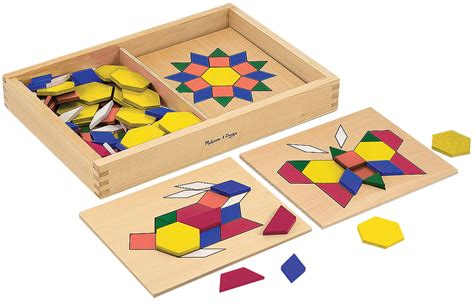 Doug Pattern Blocks And Boards Classic Berkualitas buy doug pattern blocks and boards at well ca free shipping 35 in canada