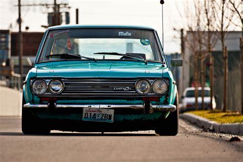 Slammed Datsun 510 by Slammed Society Datsun 510 Fatlace Since 1999