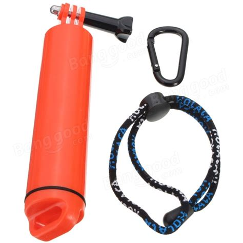 Floating Grip For Xiaomi Yi And Gopro floating grip pole mount for gopro 3 3 plus 4