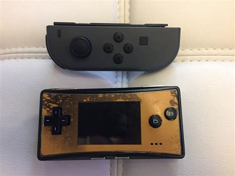 Original Nintendo Switch Joycon Controller nintendo switch the size comparison kotaku australia
