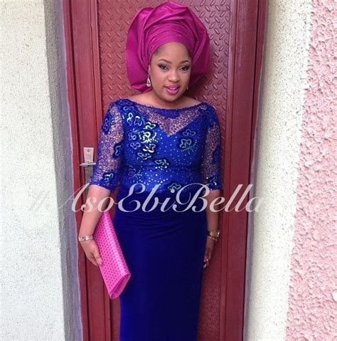 I love the colors   deep cobalt & magenta   aso ebi