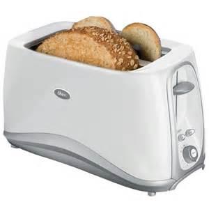 Oster Toaster 4 Slice Oster 6382 Inspire 4 Slice Long Slot Toaster White Best