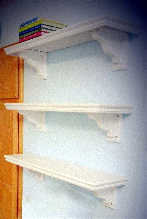 how to make simple wood shelf brackets quick woodworking projects