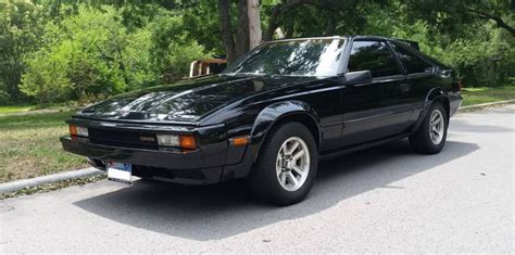 Toyota Supra Celica Could This 1983 Toyota Celica Supra Be Worth 5 500