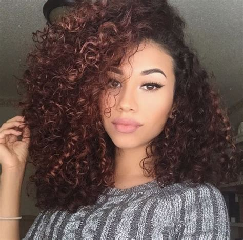 curly hairstyles mixed race 45 best mixed curls goals images on pinterest curly hair