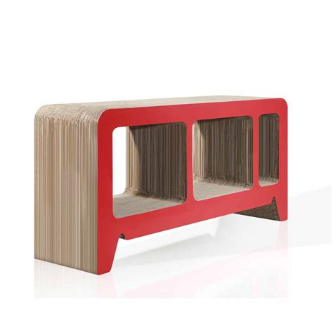 modern cardboard furniture for your eco friendly room