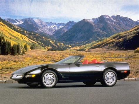 1996 chevy corvette specs 1996 chevrolet corvette c4 convertible pictures