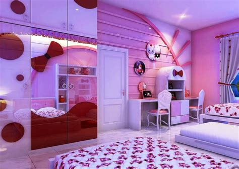hellokitty bedroom tips to create the most unique and girly hello kitty room