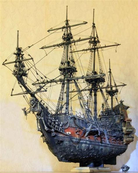 queen anne s revenge tattoo 435 best model boats images on concept ships