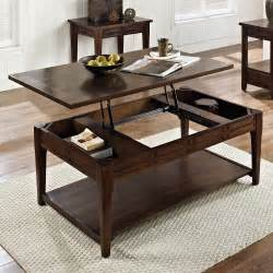 Coffee Table Sets 200 Steve Silver Company Cl200cl Crestline Lift Top Cocktail
