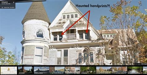 haunted houses in ny for sale the house haunted by ghosts that google street view captured on camera