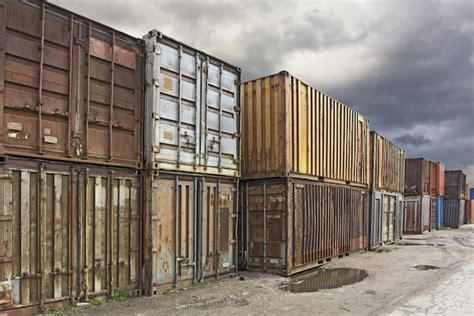 5 Mistakes To Avoid When Building A Shipping Container
