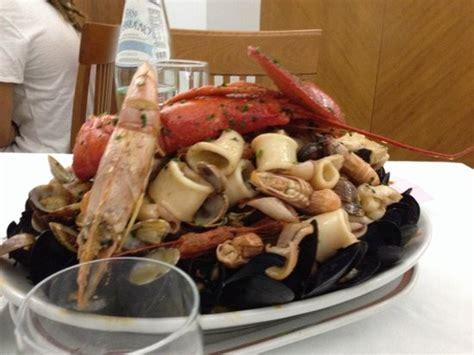 ristoranti santa al bagno piatto nuovo e buono foto di ristorante la pergola