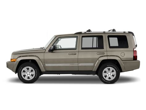 cartoon jeep side view 2008 jeep commander reviews and rating motor trend