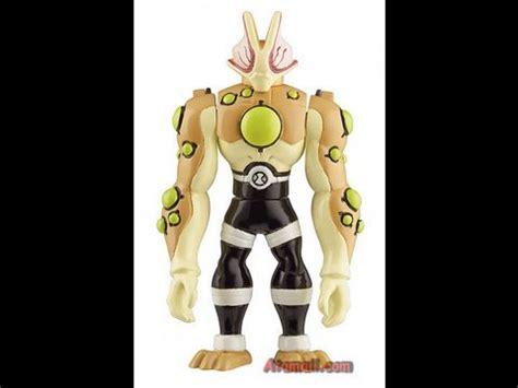 ben 10 mini figures alien x, ditto, waybig, eyeguy & more