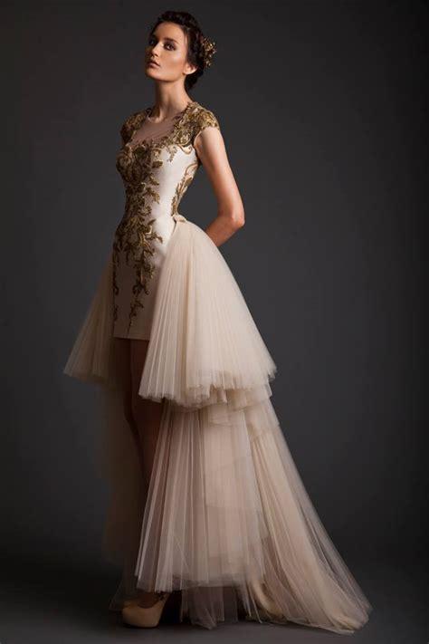 imagenes de vestidos de novia atrevidos evening dresses krikor jabotian akhtamar collection