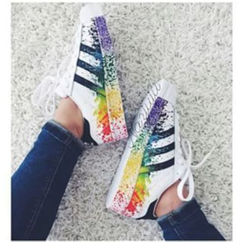 adidas colorful shoes adidas superstar shoes colorful frankluckham co uk