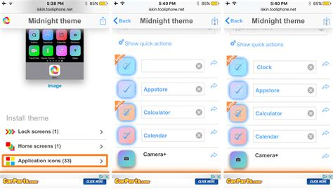 themes on iphone without jailbreaking guide install themes on your iphone without jailbreak