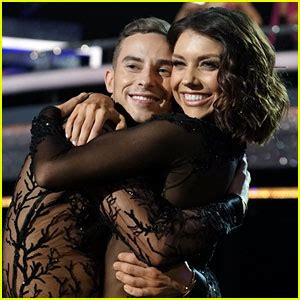 adam rippon is ready to top his 'sissy that walk' cha cha
