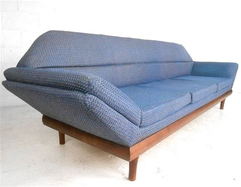 mid century style couch mid century modern adrian pearsall style sofa image 2