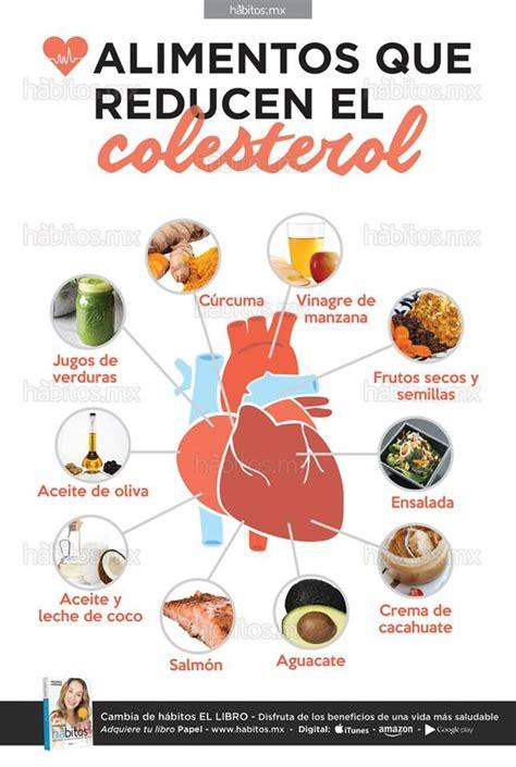 habitos health coaching alimentos  reducen el colesterol malo salud en