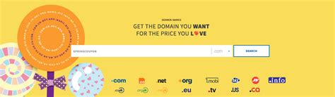 register  domains     doteasy spring coupon