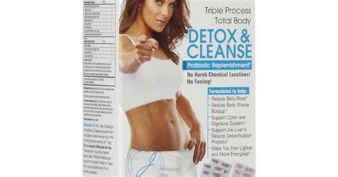 Jillian Weight Loss Detox by Jillian Detox And Cleanse 35 Caps Weights