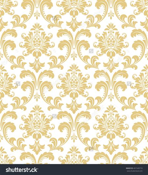 gold pattern floral white and gold wallpapers group with 54 items