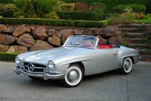 190sl Mercedes 1959 Mercedes 190sl Convertible 45337