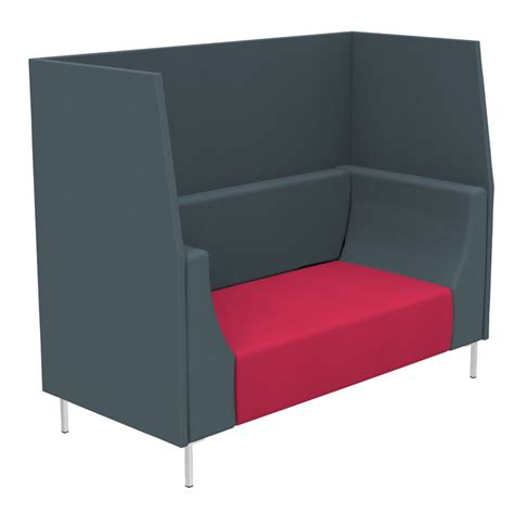 Seating Area Chairs by High Back Modern Reception Seating Tub Chair With High