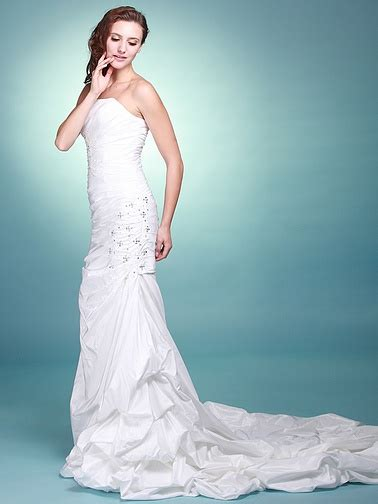 Get a free sample dress to try on wedding dresses pinterest