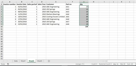 Simple Spreadsheet Exercises by Basic Excel 2010 At Fabory Uk