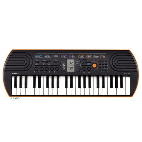 Keyboard Casio 5 Oktaf casio keyboard f 252 r kinder tonumfang 3 5 oktaven zambomba