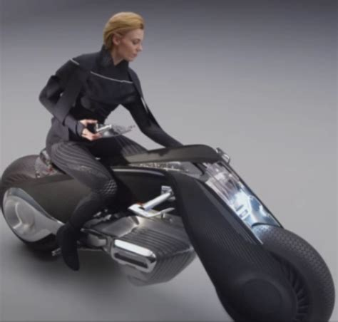 future bmw motorcycles bmw motorrad vision 100 future motorcycle