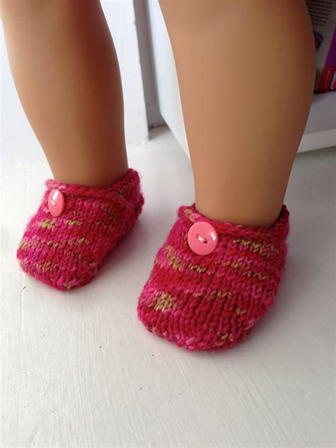 how to make shoes for american dolls american doll knit toms shoes knitting pattern