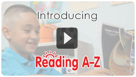 read z reading a z the reading program with downloadable