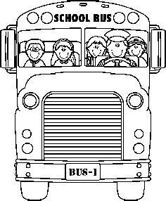 bus clipart carson dellosa #2683562