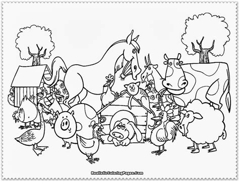 coloring pages with multiple animals coloring pages with multiple animals fresh farm coloring