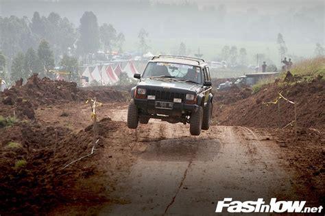 Seri Cuaca By Langit x offroad racing seri 2 jumlah peserta terbanyak