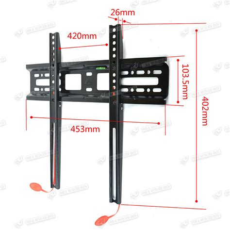 led lcd 3d tv wall mount bracket 32 37 40 41 42 46 47 inch for sharp toshiba tvs ebay