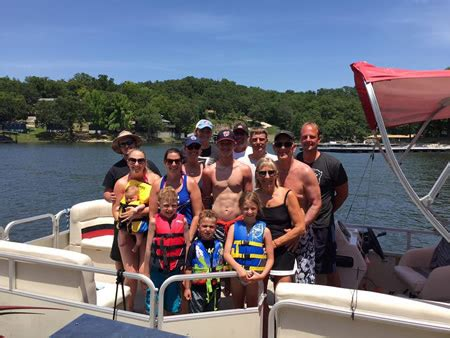 overnight boat rental lake of the ozarks pontoon boat rentals lake of the ozarks the getaway