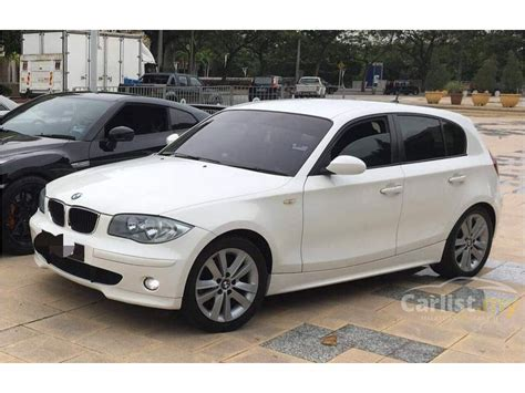 Bmw 1 Series Hatchback Price Malaysia bmw 120i 2004 2 0 in selangor automatic hatchback white