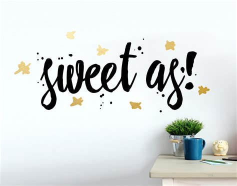 wall stickers nz sweet as your decal shop nz designer wall decals