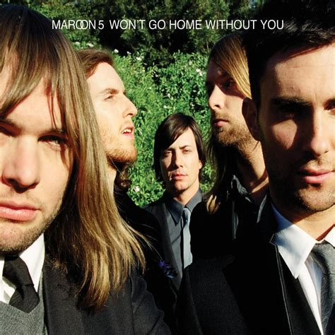 won t won t go home without you maroon 5 mp3 buy tracklist