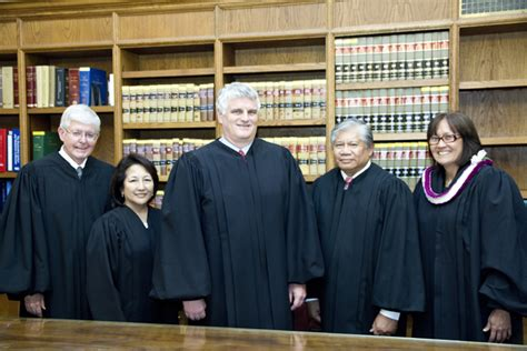 Hawaii Supreme Court Search Judiciary Sabrina Mckenna Sworn In As An Associate Justice Of The Supreme Court Of