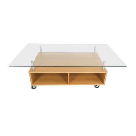 glass coffee table with storage 82 faux marble coffee table tables