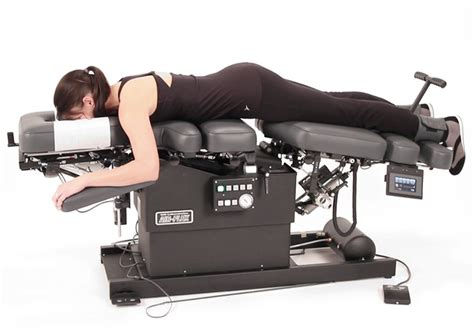traction table for back spinal decompression st paul mn o keefe matz