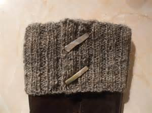 You have to see knitted boot topper boot cuff on craftsy