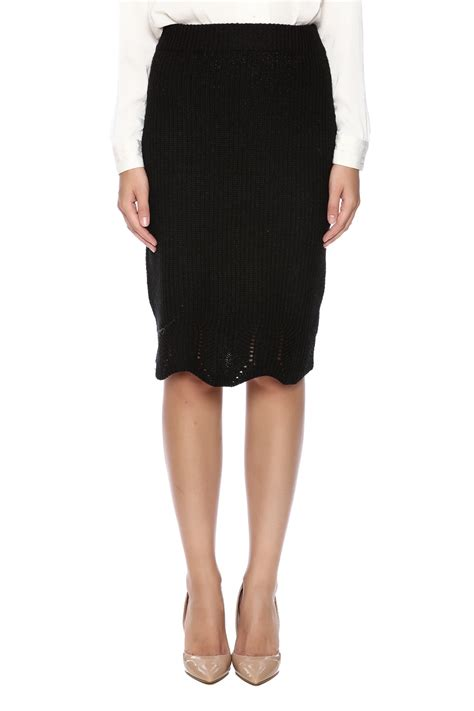 Pearl Knit Skirt loveriche knit skirt from florida by pearl shoptiques