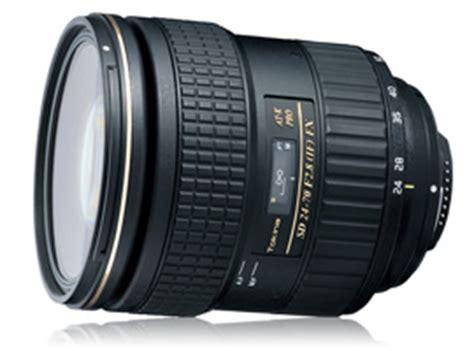 tokina at x 24 70mm f/2.8 pro fx nikon lens review: top